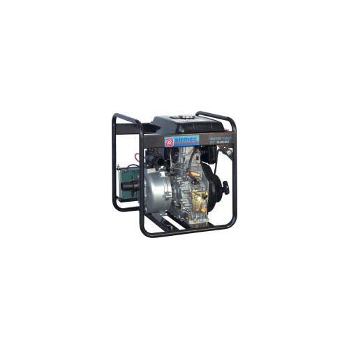 """MOTOPOMPA DIESEL HL50 CXLE  (ATTACCHI 2""""X2"""") HP 6"""