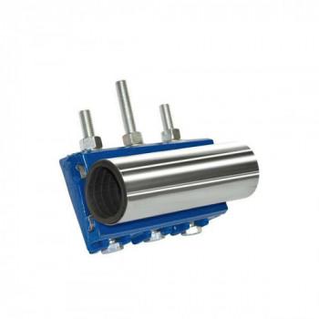 COLLARE DI RIPARAZIONE IN ACCIAIO 3T - PN10/16 (Per tubi in acciaio