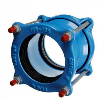 BIGIUNTO IN GHISA A GRANDE TOLLERANZA - PN16 (Per tubi in acciaio
