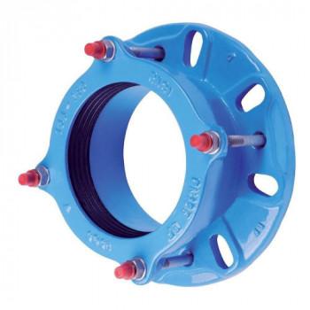 GIUNTO UNIVERSALE FLANGIATO A GRANDE TOLLERANZA - PN16 (Per tubi in acciaio
